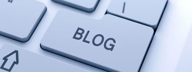 個人のブログ
